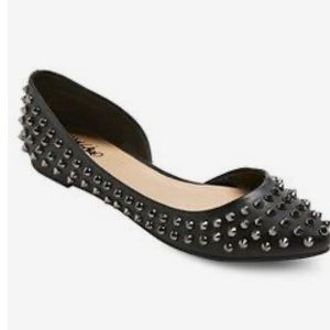 Mossimo Supply Co. Shoes - FLORY POINTY TOE BALLET FLATS